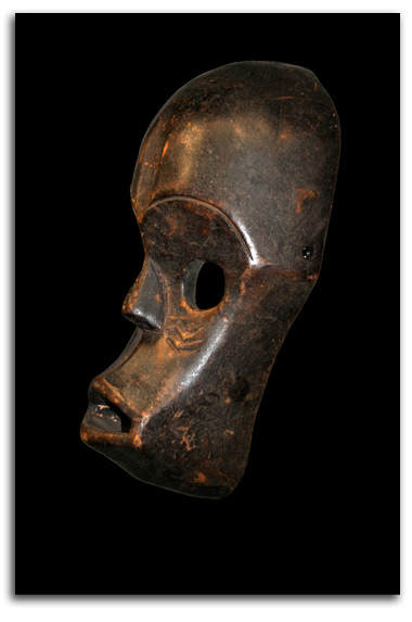 Image of African Monkey mask.