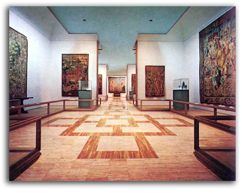 Image of Legion of Honor gallery.