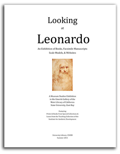 Cover image for brochure on Leomnardo.