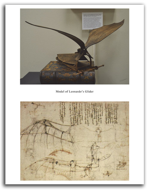 Image of 'Looking at Leonardo' booklet - page 15.