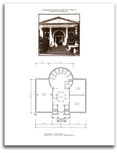 Image from brochure for Planning the Humboldt County Art Museum