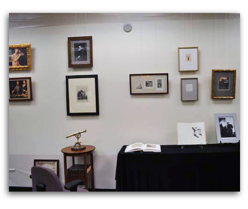 Image of Early 19th Century Wall in Modern World Study Gallery.